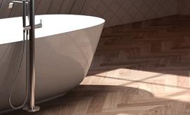 Floor Tiles and Baths