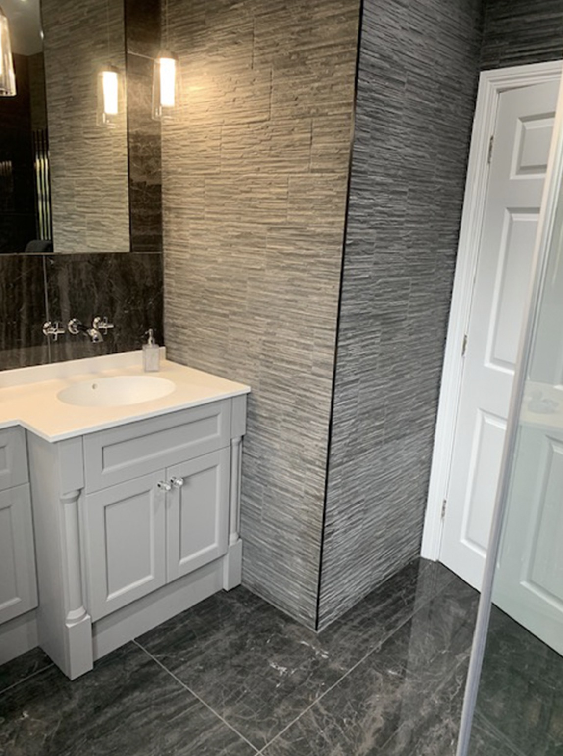 Bathroom refurbishment - Bathroom tiles
