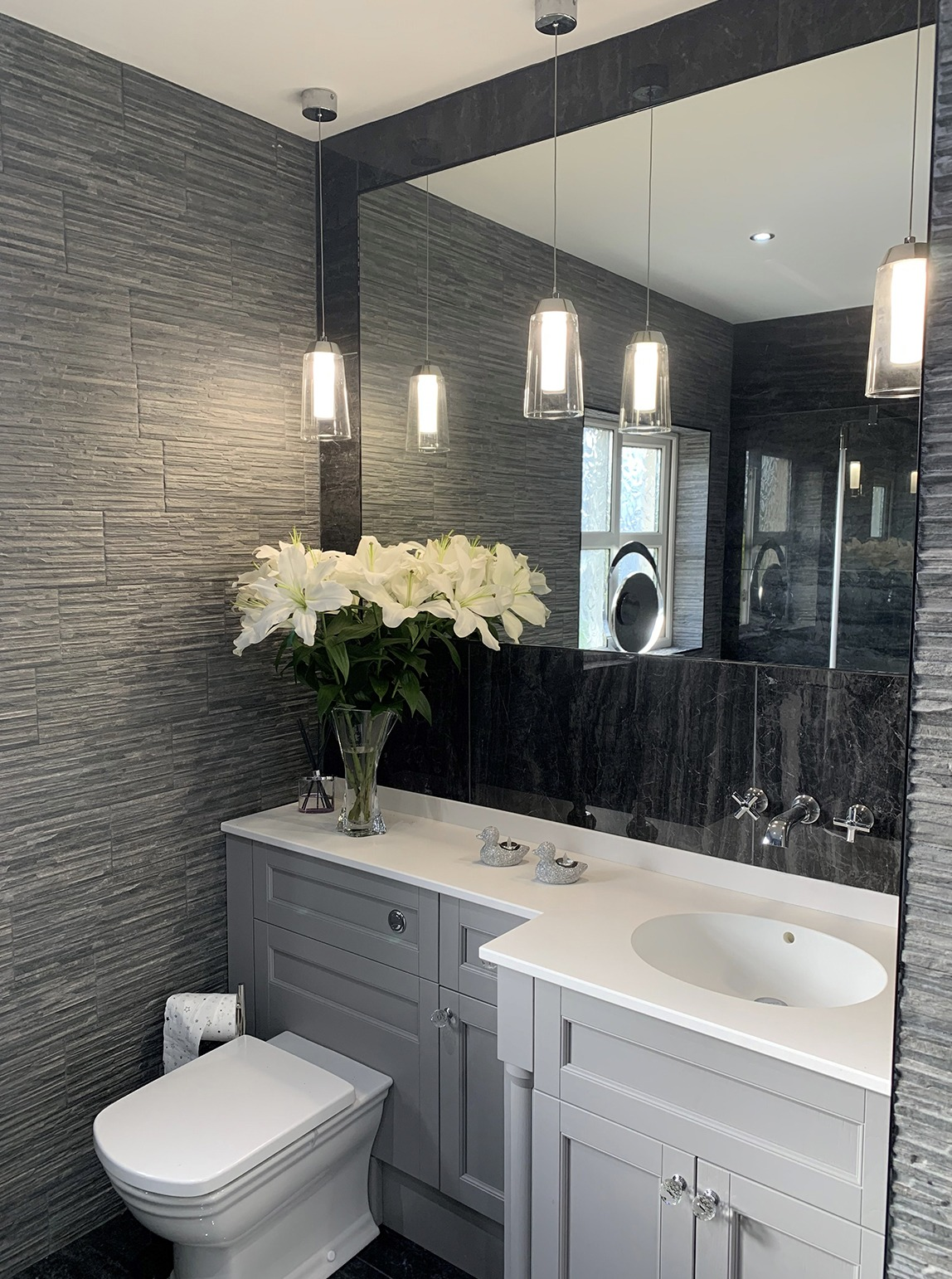 Bathroom refurbishment - Mirror