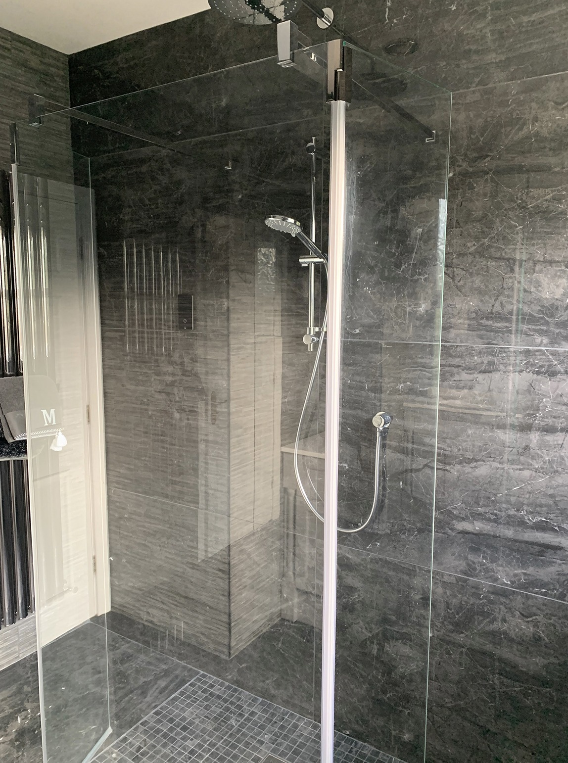 Bathroom refurbishment - Shower