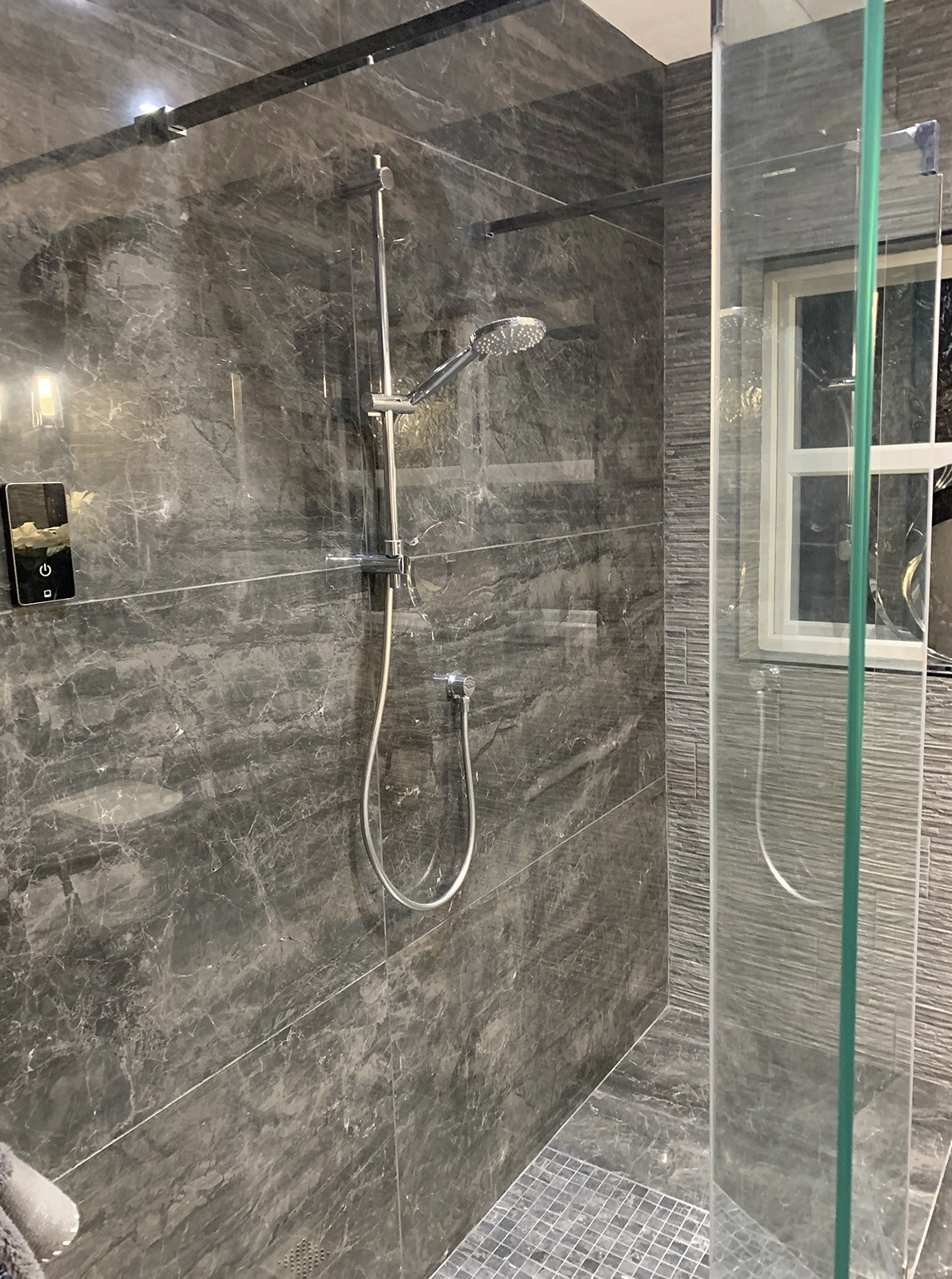 Bathroom refurbishment - wetroom