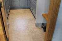 Utility, kitchen and pantry tiles