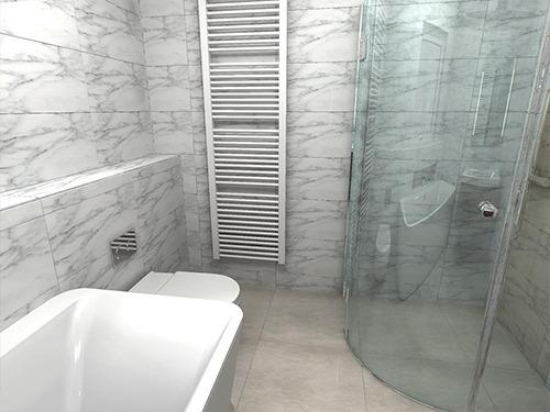 Shower - 3D bathroom renovation