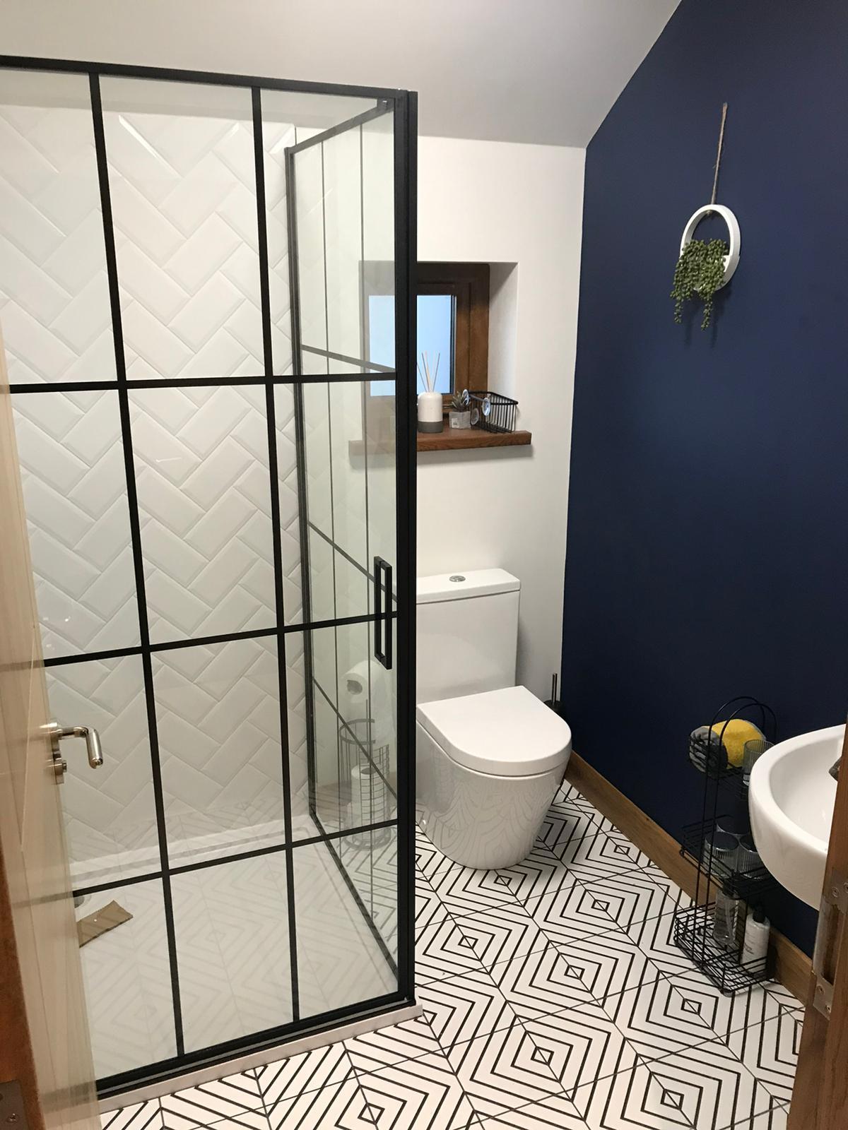 Shower room refurbishment Tobermore